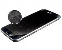 White Diamonds kijelzővédő fólia Samsung Gal.S6-hoz