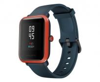 Xiaomi Amazfit Bip S okosóra - Red Orange