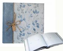 Zep Garden 10x15/200db fotóalbum kék